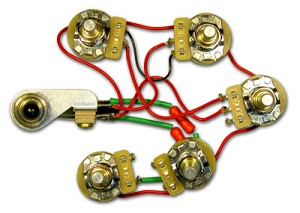 HARNESS ASSY 5 CONTROL